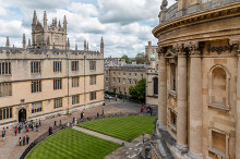 Oxford, Brasenose College, Oxfordshire © Christine Matthews